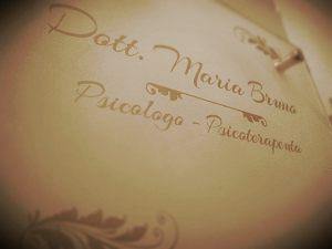 Dott.Maria Bruno Psicologo Psicoterapeuta