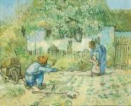 Van Gogh, I primi passi.