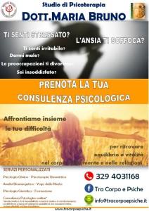 Psicologa Taranto